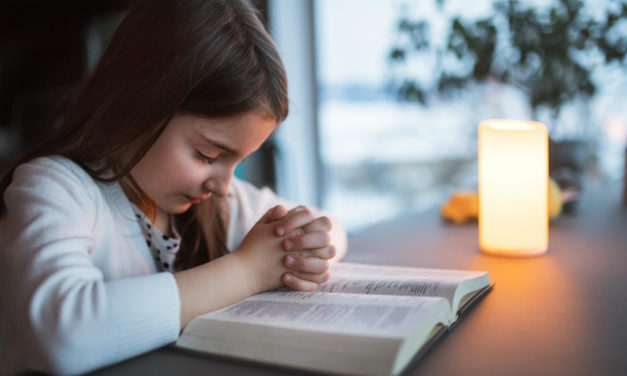 Un enfant dans la perdition éternelle ?