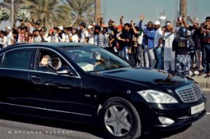 Les chefs d'état et gouvernements des nations islamiques