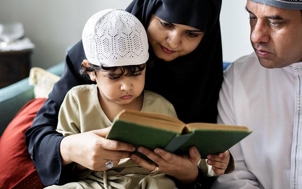 Les enfants dans l'islam