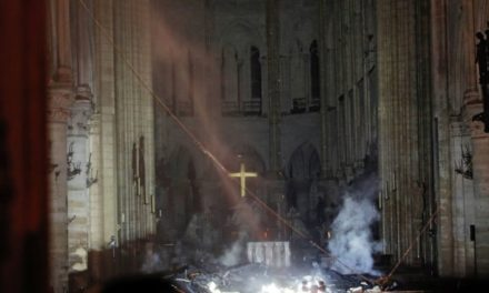 Pourquoi la croix ?