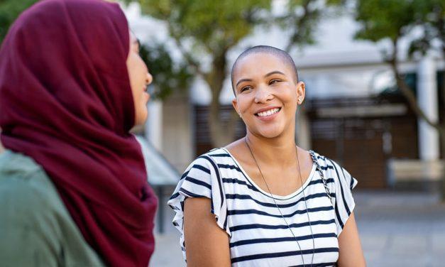 Accueillir des musulmans à l'église