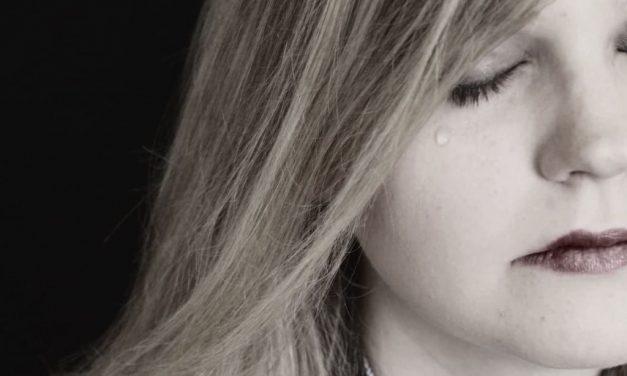 J'ai vu tes larmes
