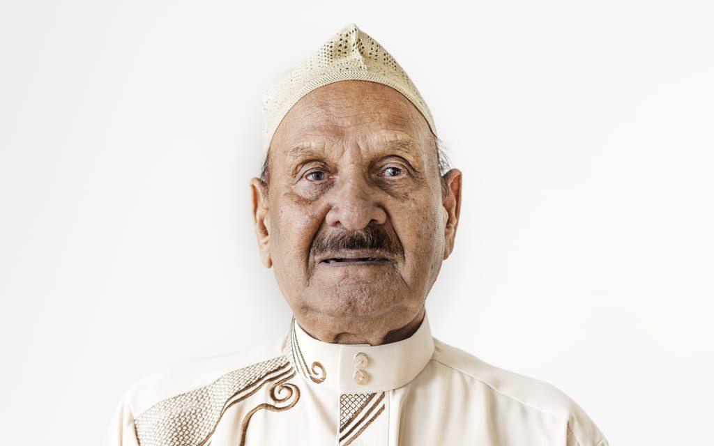 Les personnes âgées parmi les musulmans