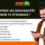 Découvrez les nouveautés de evandis-gospel.tv